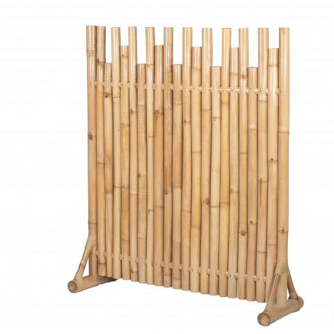Palissade sur pieds en bambou h150cmxL125