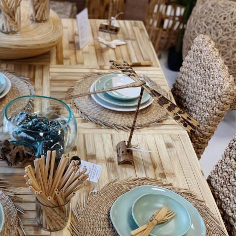 déco intérieur - déco à poser - déco naturelle - déco bambou - déco design - décoration originale