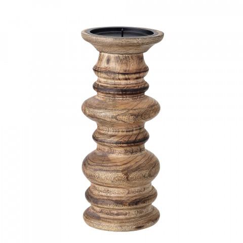 Chandelier en bois décoration de table