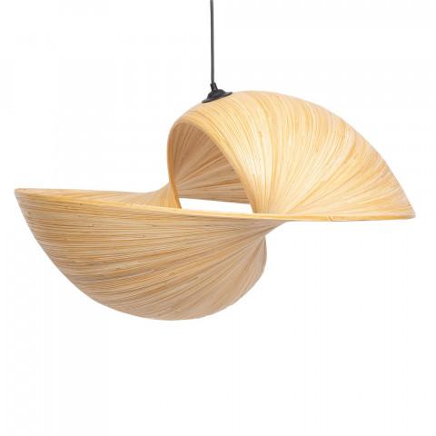 Suspension en bambou original