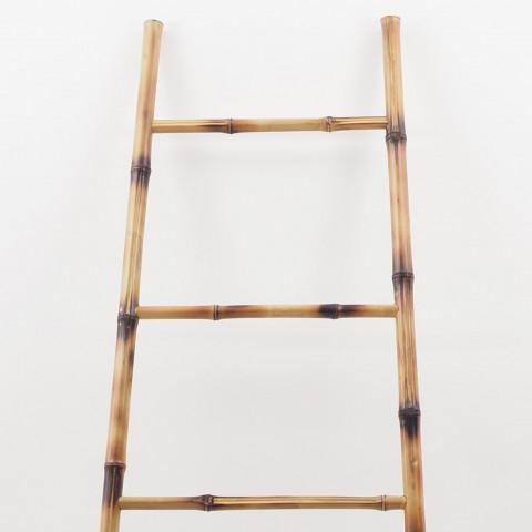 20 Euros - Echelle en bambou ou porte serviette pas cher et design - Hydile