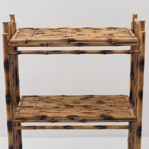 Etagere bambou - Commode bambou - Rangement bambou - Meuble en bambou - mobilier bambou -Hydîle