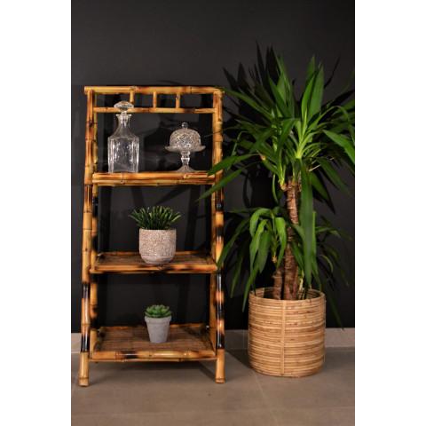 Etagère bambou - meuble bambou - Petite etagère - Hydile