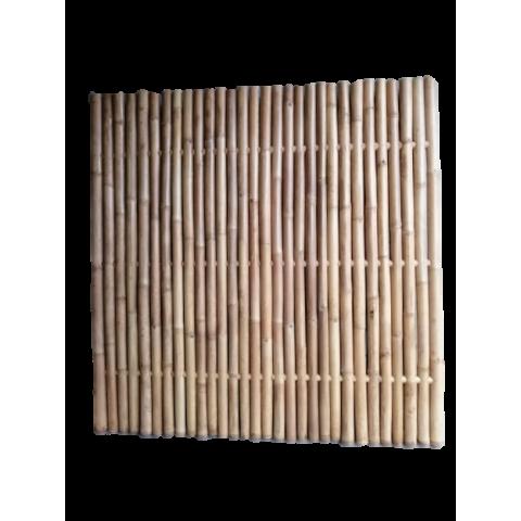 Palissade bambou - Panneau bambou - Palissade bambou - Barrière bambou - panneau fixe bambou - Hydile