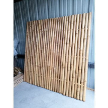Palissade bambou 1.80*1.80 - Panneau bambou - Palissade bambou - Barrière bambou - panneau fixe bambou - Hydile