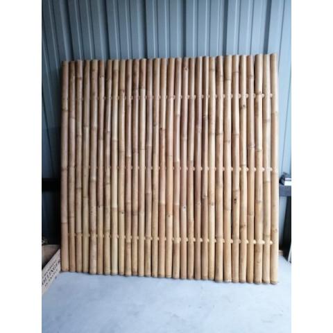 Panneau bambou - Palissade bambou - Barrière bambou - panneau fixe bambou - Palissade bambou Hydile