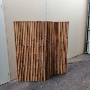 Palissade bambou - panneau bambou - barrière bambou - Hydile