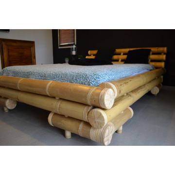 Lit en bambou - lit bambou- grand lit bambou - lit bambou 140 190 - lit bambou standard