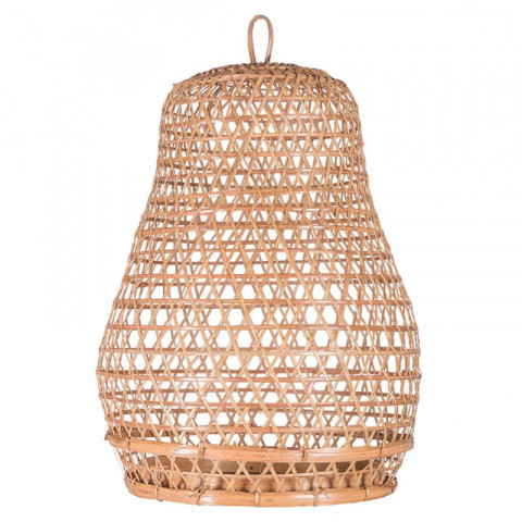 Deco bambou - objet deco bambou - cloche bambou - cage à coq - Hydile