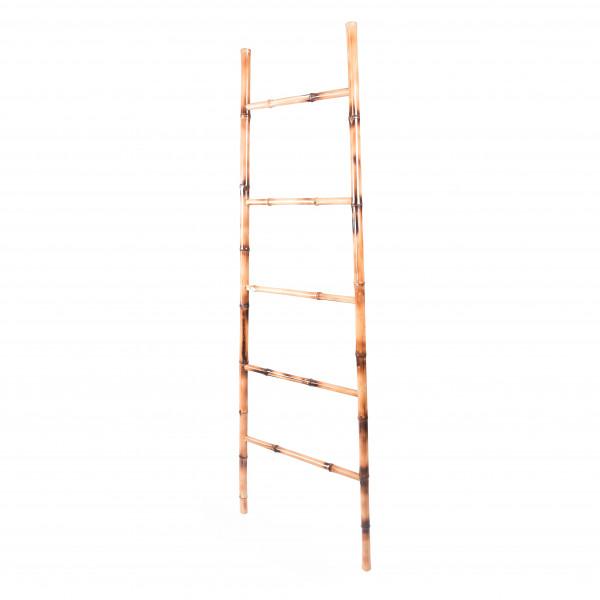 Porte Serviette À Suspendre echelle en bambou ou porte-serviette en bambou décorative à prix bas chez  hydile -