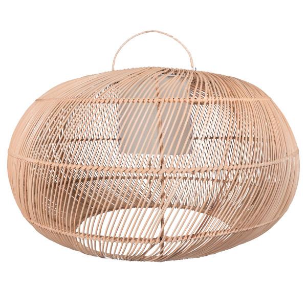 Lampe Salon Salle À Manger luminaire et lampe: découvrez la suspension en rotin molly