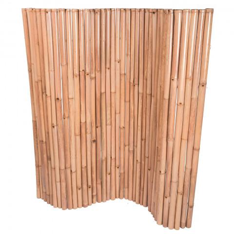 Brise vue en bambou - palissade bambou - palissade flexible bambou - barrière bambou - jardin bambou - Hydile