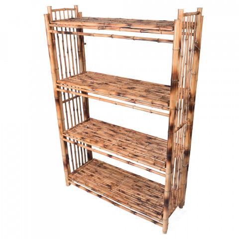 Etagere bambou - Commode bambou - Rangement bambou - Meuble en bambou - mobilier bambou - Hydile