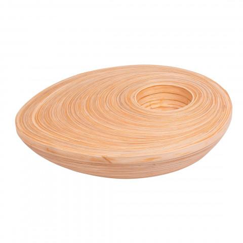 Objet de déco bambou - plateau en bambou - accessoires bambou - Hydile