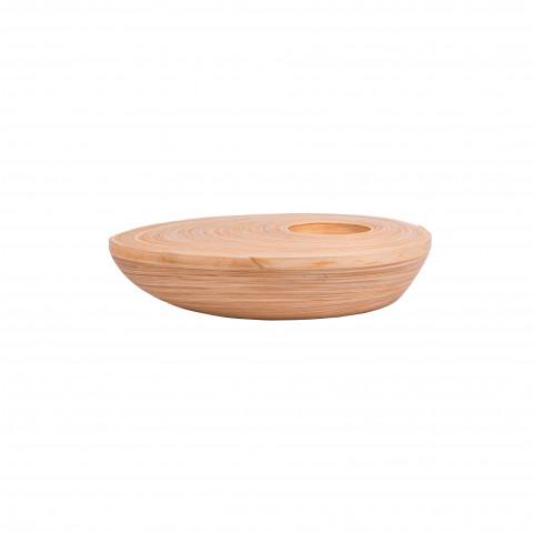 Plateau bambou - accessoires de cuisine- objets de deco - ambiance bambou et bohème - Hydile