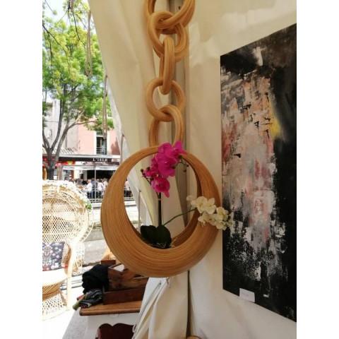 Objet deco - objet deco bambou - deco bambou - décoration en bambou - objet bambou