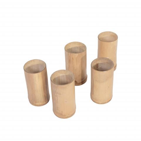 Verre en bambou - verre sans plastique - verre bambou - accessoire de cuisine bambou