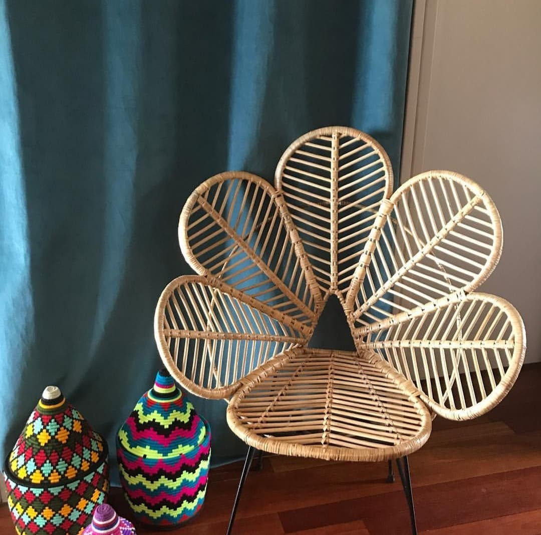 Mobilier Et Decoration En Rotin Les Tendances De Decoration